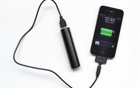 Externí nouzová nabíječka na mobil