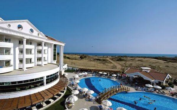 Turecko, oblast Side, letecky, all Inclusive, ubytování v 5* hotelu na 6 dní