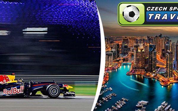 Kvalifikace F1 Velká cena Abu Dhabí
