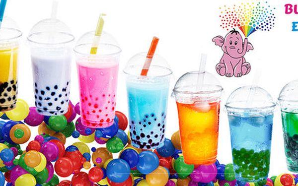 Oblíbený nápoj Bubble Tea plný chuti (700 ml)