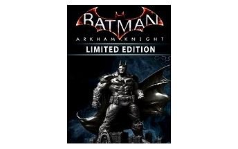 Batman: Arkham Knight - Limited Edition (PS4)