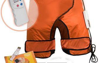 Saunovací šortky pro redukci celulitidy a úbytek v oblastech břicha, zadku a stehen!