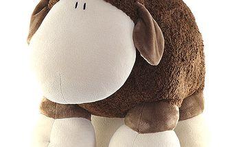 Hnědá stojící plyšová ovečka z kolekce Sheepworld