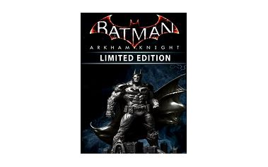 Batman: Arkham Knight - Limited Edition (PS4)