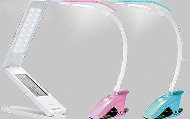Úsporné a chytré lampičky LED s USB vstupem