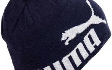 Puma NO1 LOGO BEANIE modrá UNI