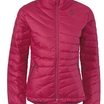 Kvalitní a teplá dámská zimní bunda Jacket Womens Kickstart cerise pink, růžová, M
