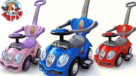 Dětské vozítko 3 v 1 s dopravou zdarma