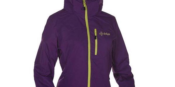 Dámská fialová outdoorová bunda Kilpi