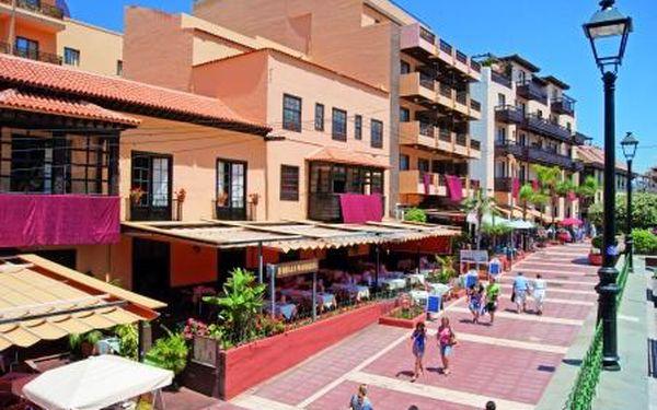 Marquesa, Tenerife, Španělsko, letecky