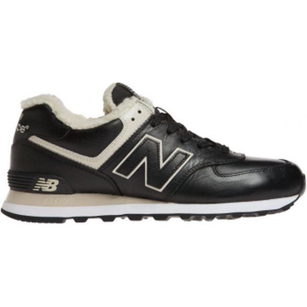 Pánská volnočasová zimní obuv ML574BL