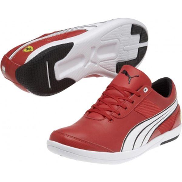 Pánská obuv pro volný čas Puma FIRST LAP SF červená