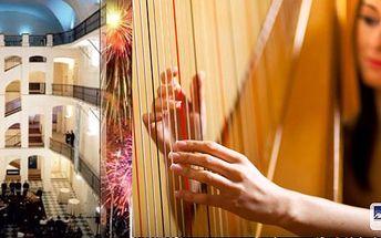 Silvestrovský koncert od 17 hodin v unikátním prostoru bývalého kostela a přeci v pohodlí koncertního sálu. Trio vynikajících českých hudebníků vystoupí se svými veselými kousky a odstartují vaši Silvestrovskou zábavu!