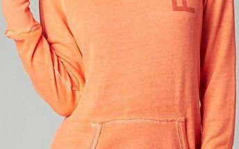 Dámská mikina FOX Freestyle Pullover Hoody oranžová