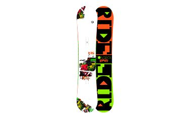 Pánský snowboard All mountain Ride Control