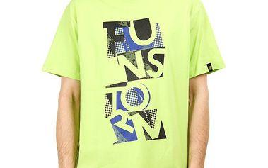 Pánské tričko FUNSTORM RAMAL zelená