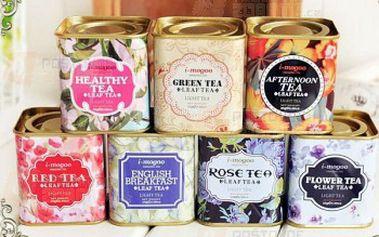 Dekorativní krabičky na čaj a poštovné ZDARMA! - 9999914899