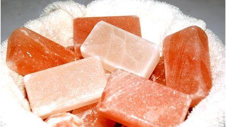 Solné mýdlo působící protizánětlivě, dezinfekčně a působí proti akné.