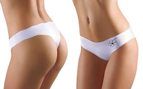 Kvalitní 3 ks laserem střižené kalhotky pro Vaše pohodlí ! Vyberte si ze 4 modelů a 3 barev!