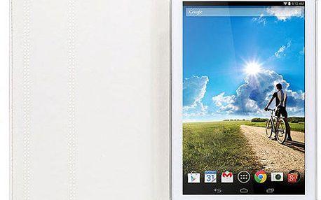Pouzdro na tablet Acer Portfolio case pro A1-84x (NP.BAG1A.078) bílé