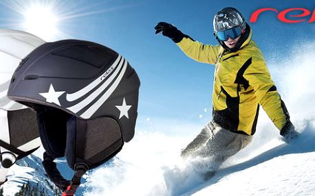 Helmy na lyže i snowboard