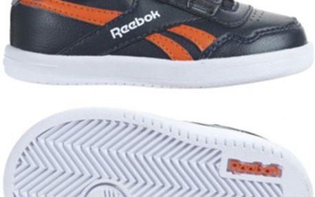 Dětská obuv pro volný čas Reebok ROYAL EFFECT černá