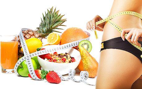 Analýza těla bioimpedanční metodou a konzultace jídelníčku s doporučením