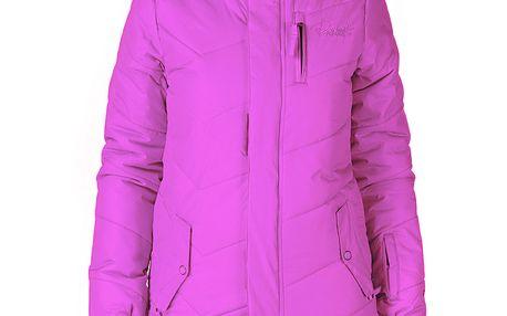Dámská bunda na snowboard PROTEST DUSK růžová