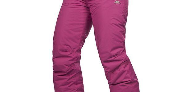Dámské růžové lyžařské kalhoty Trespass