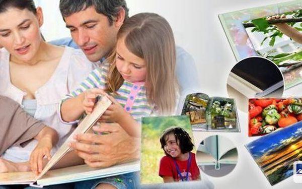 Dejte svým vzpomínkám podobu! Fotokniha nebo fotosešit v kvalitním provedení! Až 104 stran Vašich zážitků na kvalitním papíře! Se zárukou proti vypadávání stran!