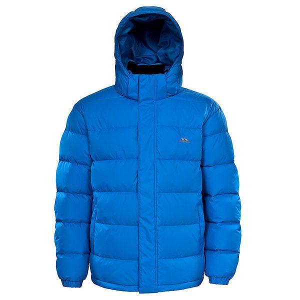 Pánská modrá péřová bunda Trespass