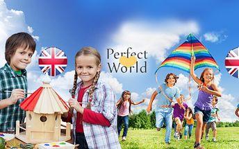 ZÁBAVNÉ NEDĚLE s ANGLIČTINOU pro DĚTI (3-15 let) v Plzni! Pestrý celodenní program pro děti se stravou!