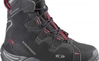 Oblíbená dámská zimní obuv Salomon SNOWTRIP TS WP W