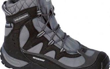 Pohodlná dámská zimní obuv Salomon WEST TS WP W