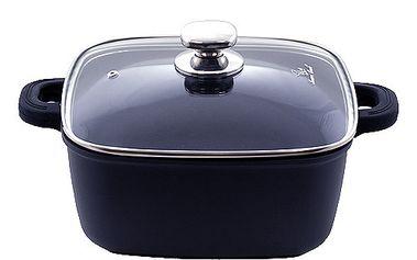 Titanový hrnec s poklicí Smart Cook