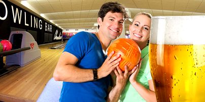 Bowling bar Chmelnice