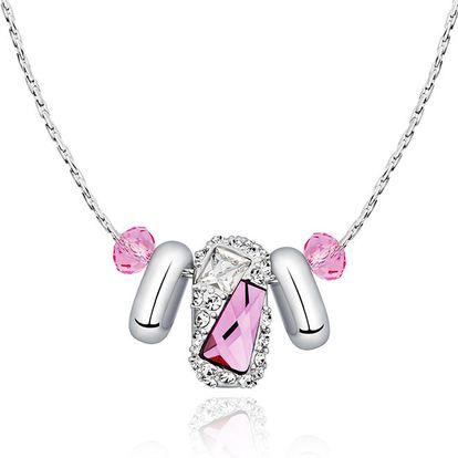 Dámský náhrdelník s několika přívěsky Mileyna Accesories