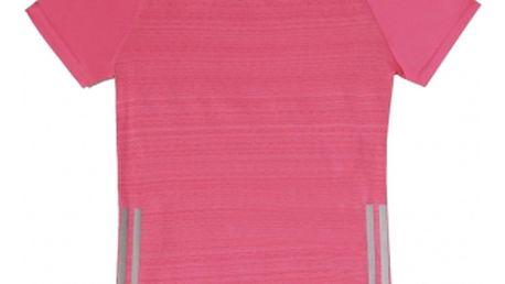 Dámské běžecké triko - Adidas SN SS W