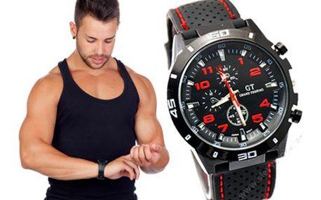 Pánské luxusní sportovní hodinky GT