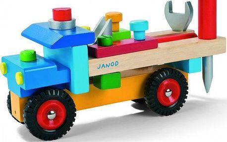 Kvalitní dřevěné montážní auto