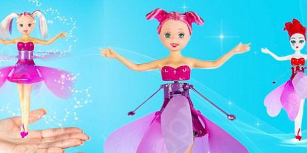 Létající a tančící víly: perfektní dárek pro vaši malou princeznu!