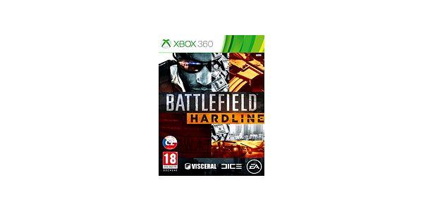 Akční hra Battlefield: Hardline (XBOX 360)