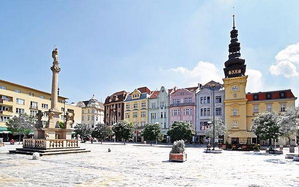 3denní pobyt pro 2 osoby v Moravskoslezském kraji