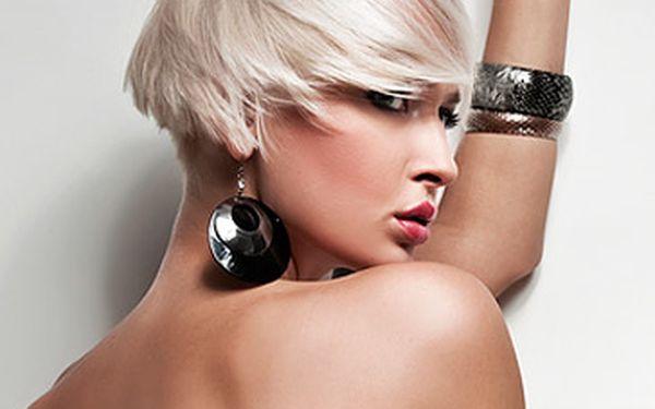 Kadeřnický balíček za skvělých 470 Kč! Barva NEBO melír, střih a konečná úprava vlasů.