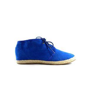 Dámské modré semišové tenisky Shoes in the City