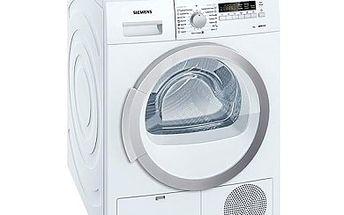 Kondenzační sušička prádla Siemens WT46B210BY