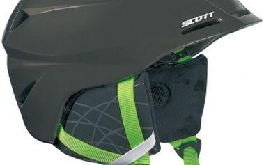 Pohodlná lyžařská helma Scott TRACKER