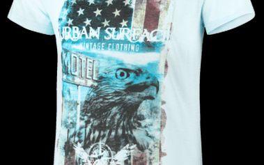 Módní pánské tričko Authentic