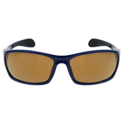 Modré sportovní sluneční brýle Red Bull