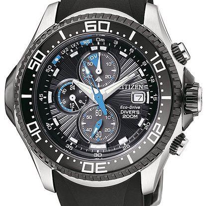 Analogové pánské hodinky Citizen BJ2111-08E
